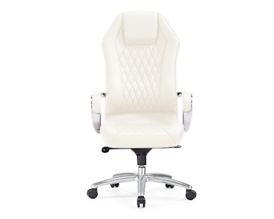 Latest Ergonomic Sterling Leather Executive Chair
