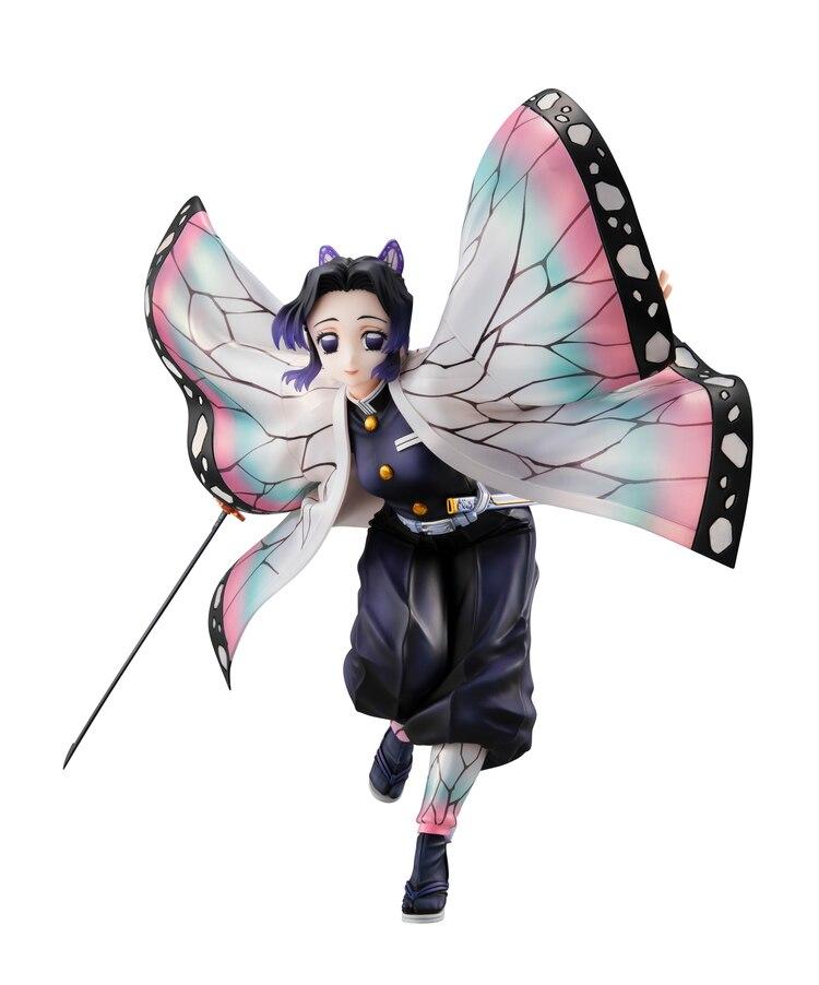 Action Figure Shinobu Kocho dari Anime Kimetsu no Yaiba Segera Dirilis