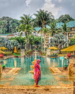 Sekeren ini loh Pool Angsana Resort