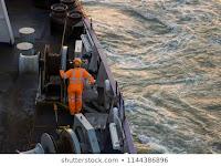 Info Loker Pelaut 1 Set Crew Untuk Accomodation Work Bargre