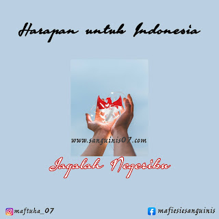 Harapan untuk Indonesia