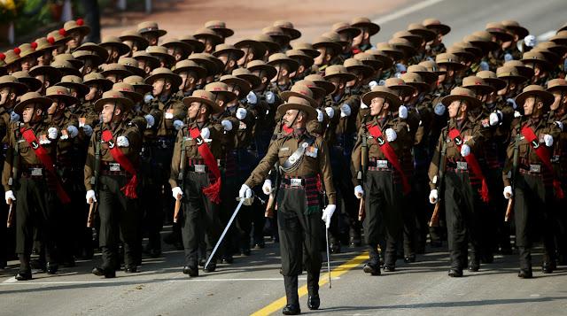 Gorkha Regiment plans - Bista writes to Singh
