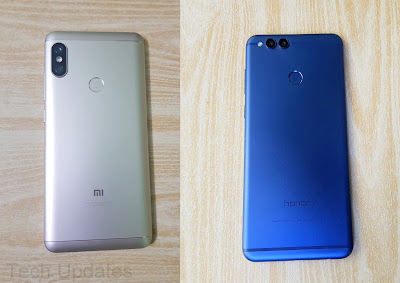 Xiaomi Redmi Note 5 Pro vs Honor 7X Camera Comparison