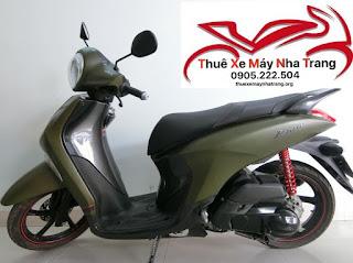Thuê xe máy Nha Trang - Cho thuê xe máy Nha Trang