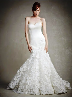 Gaun Pernikahan Internasional 2015