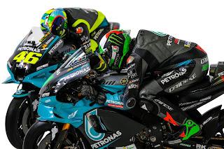 Yamaha Petronas SRT Resmi Ganti Nama Jadi RNF Racing di Musim Depan