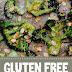 Gluten Free Roasted Broccoli #vegan #glutenfree