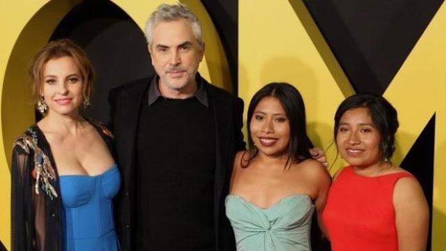 Roma premios Oscar 2019