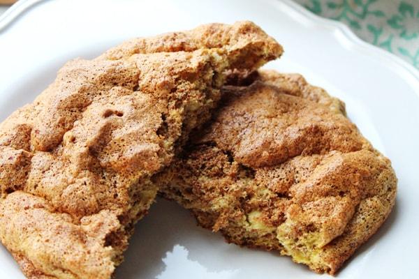 How to make sugar free, gluten free, keto cloud bread - they taste like scones!