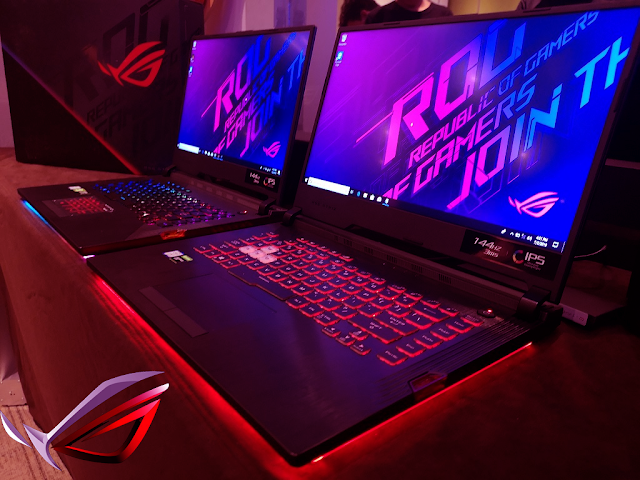 Review : ASUS ROG GL503VD FULL GAME