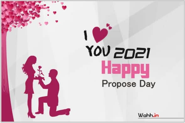 2021 Propose Day Status