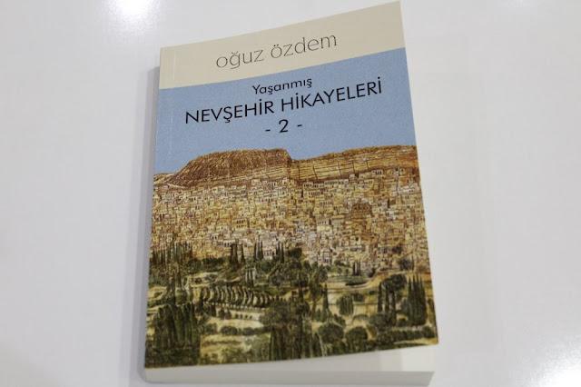 Yaşanmış Nevşehir Hikâyeleri 2 Çıktı