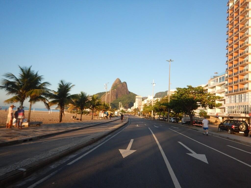 Lugares correr Rio de Janeiro