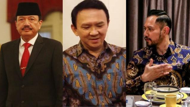 Beredar Isu Reshuffle: BG Menkopolhukam, Ahok Menteri BUMN, AHY Menkop UKM