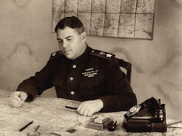 11 March 1941 worldwartwo.filminspector.com Aleksandr Vasilevsky