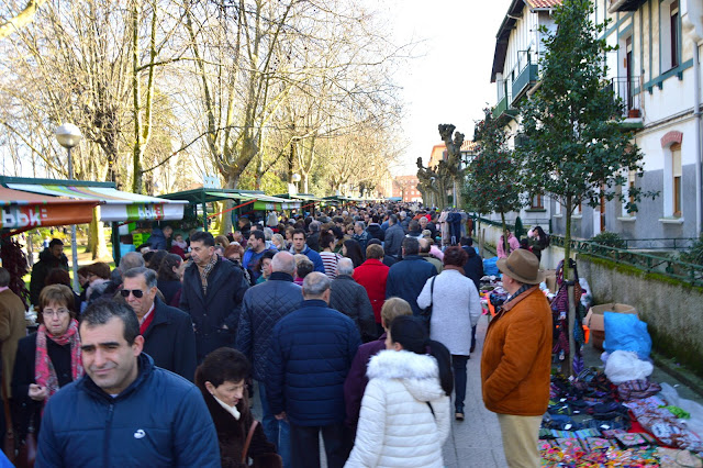 Feria agrícola de San Vicente