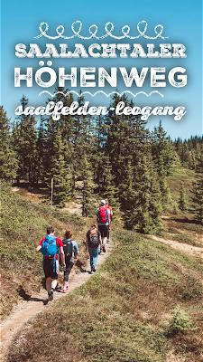 Saalachtaler Höhenweg | Saalfelden Leogang | Salzburgerland - Still oder Prickelnd? | Panorama Wanderung mit herrlichen Ausblicken in die Hohen Tauern und auf die Leoganger Steinberge