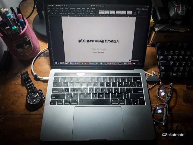 7 hal penting dalam proses menulis skenario film