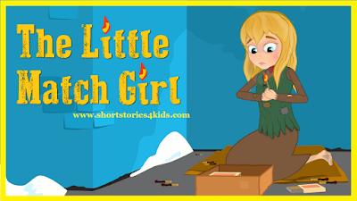 The Little Match Girl - Short Story for Kids