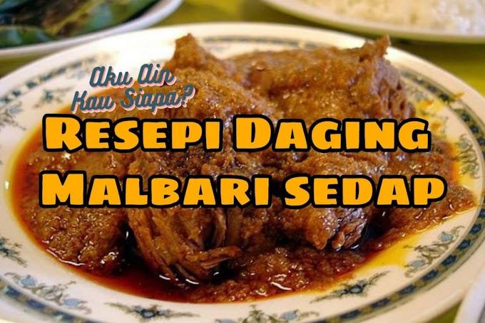 Resepi Daging Malbari Sedap