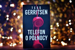 """Tess Gerritsen - """"Telefon o północy"""""""