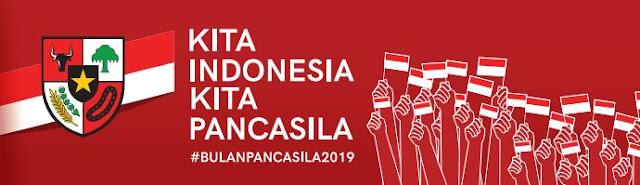Download Pidato Sambutan Pada Peringatan Hari Kelahiran Pancasila 1 Juni 2019