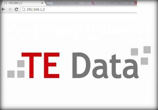 ١٩٢.١٦٨.١.1 te data راوتر تي داتا ١٩٢.١٦٨.١.١ كافة بيانات الراوتر
