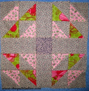 "how to make the Quilt Pattern ""Handy Andy"" Quilt Pattern"