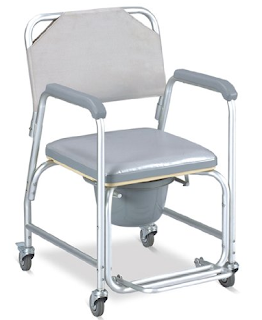 portable shower chair