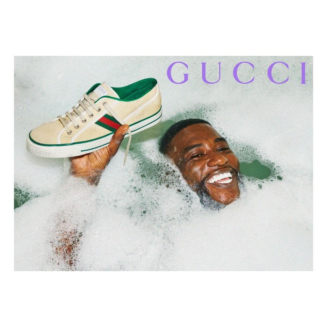 Blog Guilherme Dias Comenta Gucci Campain