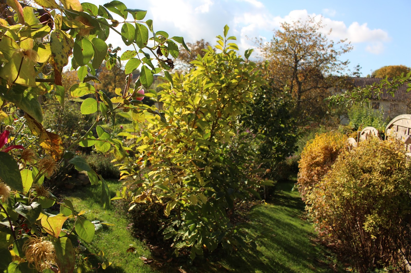 Notre jardin secret la po sie de l 39 automne for Jardin secret 78