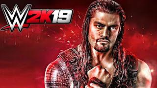 تحميل لعبة المصارعة WWE 2K19 للاندرويد