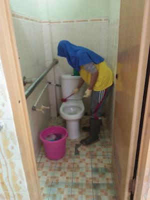 Cara Menghilangkan Bau Kamar Mandi Yang Paling Ampuh