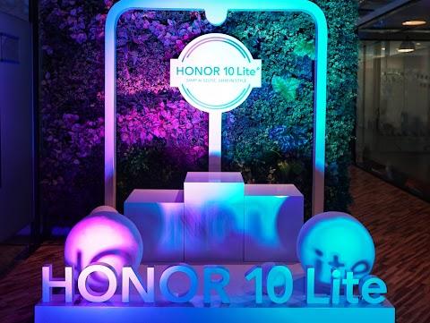 Honor 10 Lite, Cocok Untuk Beauty Blogger