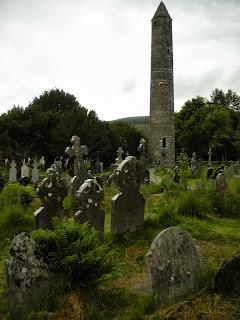 Irlanda. Éire. Ireland. Irlande. Leinster. Glendalough. Gleann Dá Loch
