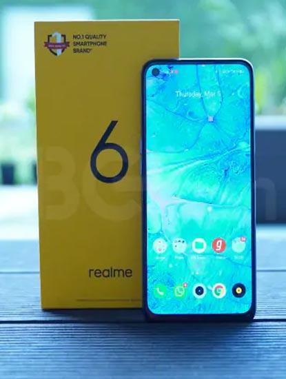 Harga Realme 6, Spesifikasi Realme 6, Riview Realme 6