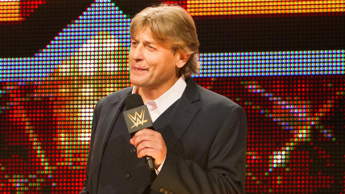 William Regal fará grande anúncio no próximo WWE NXT