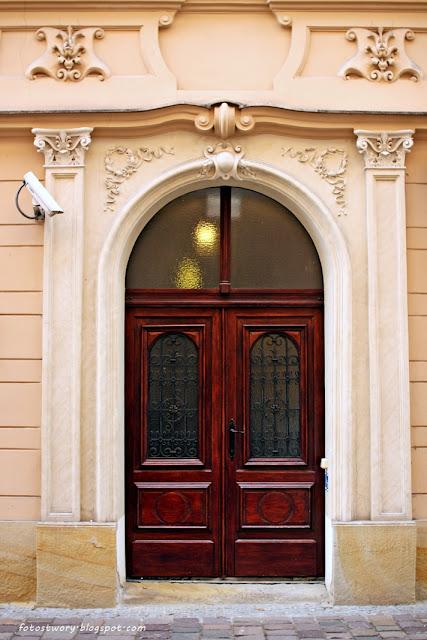 door, Kraków, Cracow