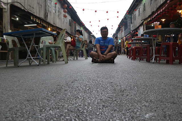Tukang Jalan Jajan Jelajah Kuliner Malam di Siniawan