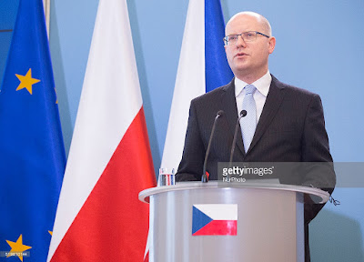 , Muslims Are Not Welcome In Czech Republic says Prime Minister, Latest Nigeria News, Daily Devotionals & Celebrity Gossips - Chidispalace