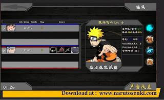 Naruto Senki Wars EX Mod by Jeefries Naex Apk