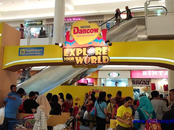 DANCOW Explore Your World: Katakan IYA BOLEH Untuk Eksplorasi Si Kecil