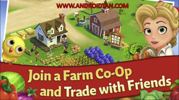 FarmVille 2 Country Escape Mod Apk Unlimited Keys Terbaru