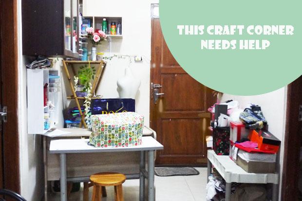 Pengakuan Seorang Blogger Crafter, Benarkah Rumahnya Serapi Tipsnya?