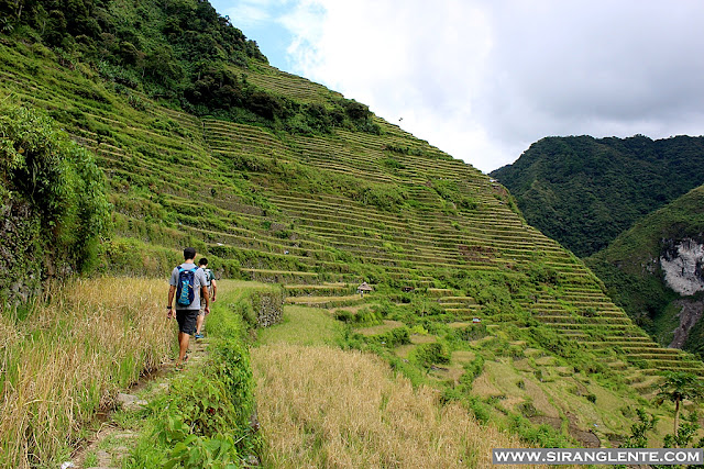 Batad Rice Terraces itinerary