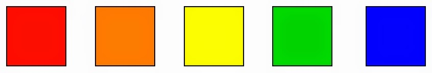 And By Beginning I Mean The Primary Colors Those Would Be Red Yellow Blue They Are That Make Up All Other