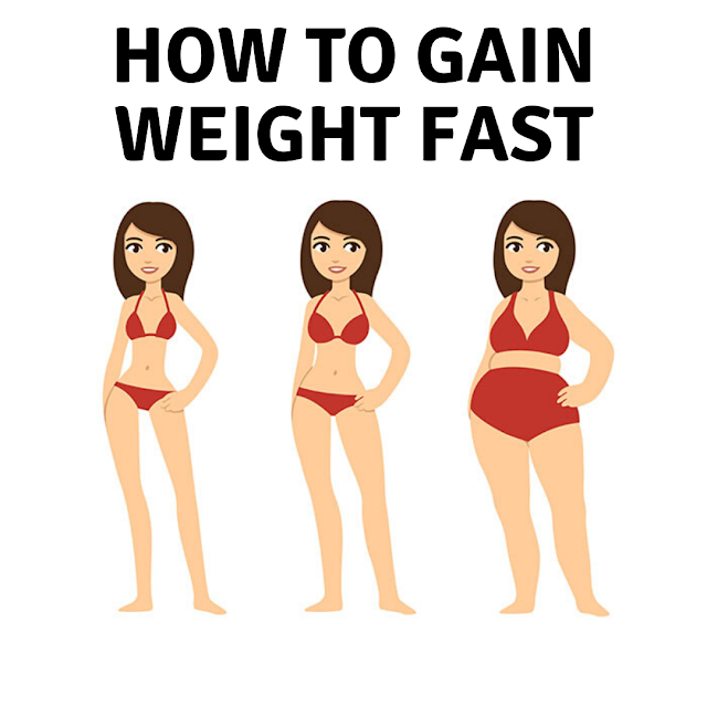 TOP 5 FOODS TO HELP YOU GAIN WEIGHT QUICKLY
