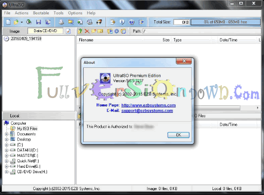 UltraISO Premium Edition Latest Full