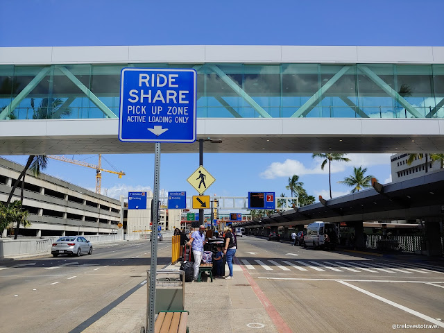 How to get to Honolulu Airport to Downtown
