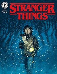 Stranger Things: The Tomb of Ybwen Comic